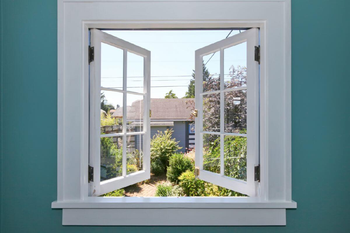 Aluminium Window Casement Bristol