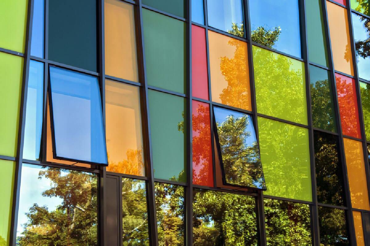 Coloured Aluminium Windows Bristol